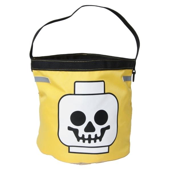 Lego Halloween Skull Tote Bag