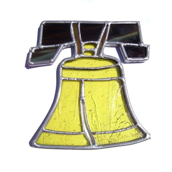 Stained Glass Liberty Bell