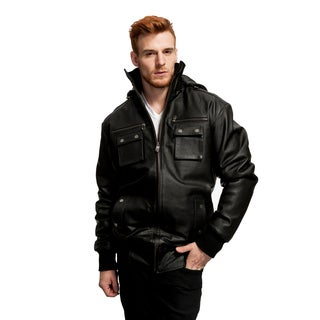 Wilda Men's Leather Jacket