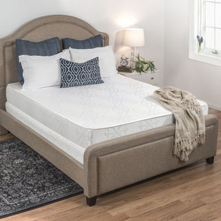 Select Luxury 6-inch Full-size Airflow Double-sided Foam Mattress