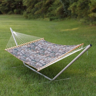RealTree Quilted Hammock