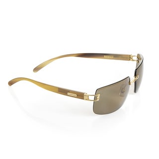 Chopard Limited Edition 18K Yellow Gold Aviator Sunglasses