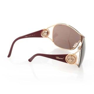 Chopard Lunettes De Soleil Copper-Gold Bordeaux Sunglasses
