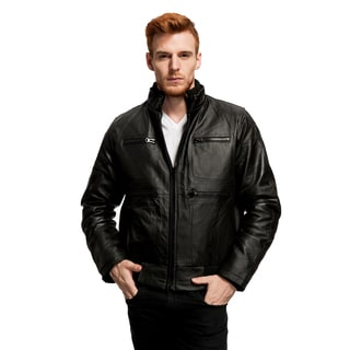 Wilda Grant Leather Jacket