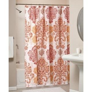 Greenland Home Fashions Tuscany Damask Multi Shower Curtain