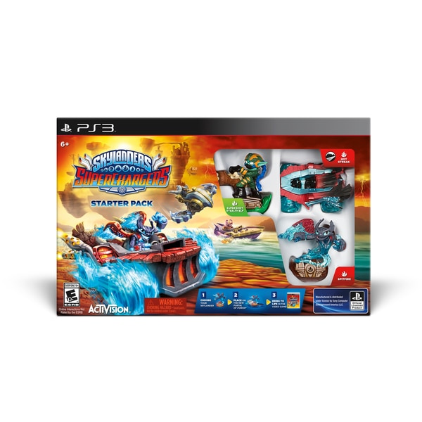 PS3 - Skylanders Superchargers Starter Pack 15568516