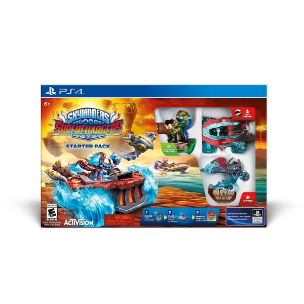 PS4 - Skylanders Superchargers Starter Pack 15568517