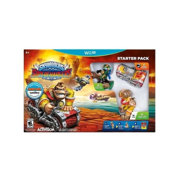 Wii U - Skylanders Superchargers Starter Pack 15568519
