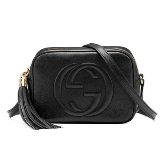 Gucci Soho Disco Black Small Shoulder Bag