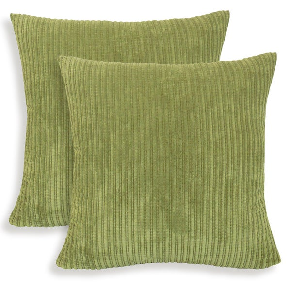Perry Textured Woven 20-inch Toss Pillow (Set of 2)