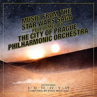 City Of Prague Philharmonic Orchestra - Music from The Star Wars Saga 15570145