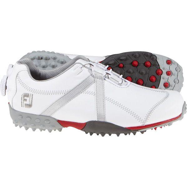 Footjoy Ladies M:Project BOA 95634 WhiteGrey/Red