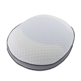 Sharper Image Gel Oasis Memory Foam Pillow