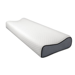 Sharper Image King-size Contour Memory Foam Pillow