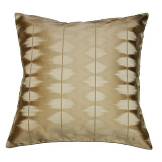 Remy Down and Feather Filled 20-inch Throw Pillow