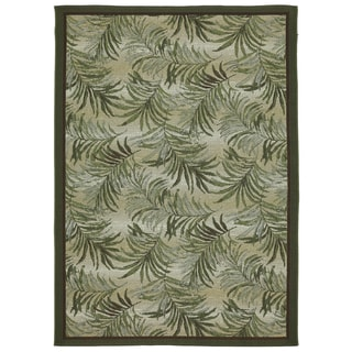 String Theory Voyage Lauderdale Palm Rug (5'3x7'8)