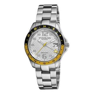 Stuhrling Original Women's Galleon Swiss Quartz Stainless Steel Bracelet Watch