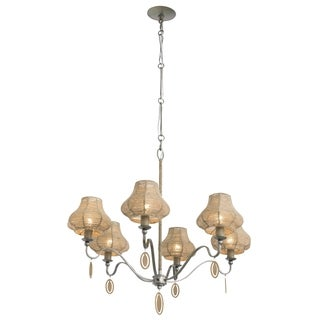 Varaluz Haven 6-light Chandelier