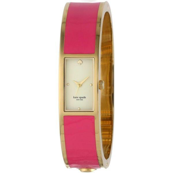 Kate Spade Womens 1YRU0850 Monterey Rose Tone Stainless Steel Watch