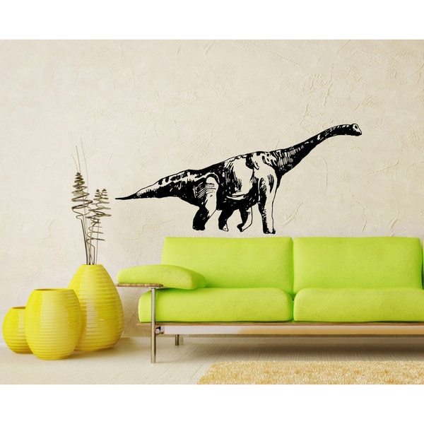 Dinosaur Vinyl Sticker Wall Art