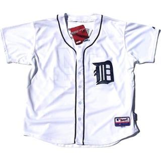 Detroit Tigers no. 24 Miguel Cabrera Stitched White MLB Jersey