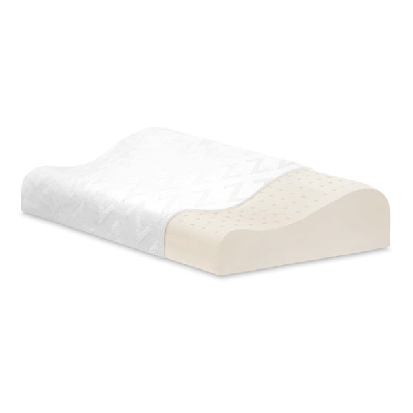 Z By Malouf Natural Talalay Latex Contour Pillow