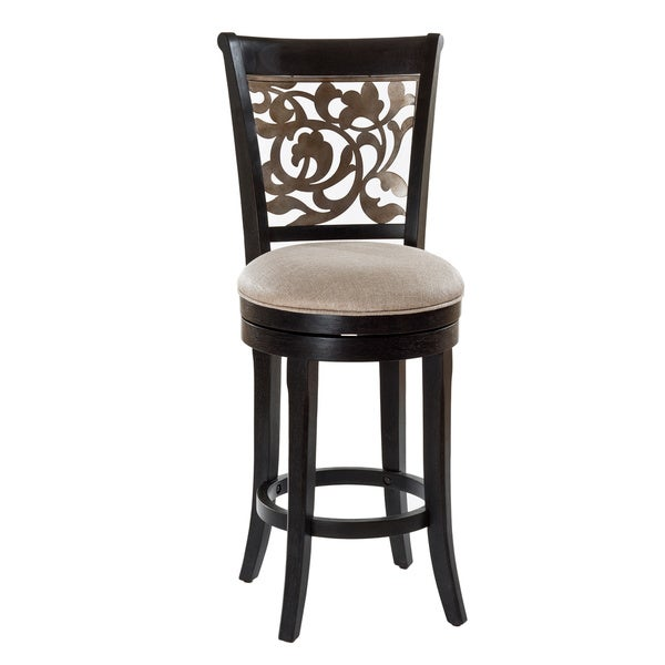 Hillsdale Furnitures Bennington Swivel Counter Stool  : Hillsdale Furnitures Bennington Swivel Counter Stool 68b99b46 c7e0 4e52 81f4 a2b278ffbae0600 from www.overstock.com size 600 x 600 jpeg 26kB
