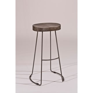 Hillsdale Furniture's Hobbs Tractor Non-Swivel Counter Stool