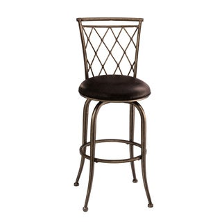 Hillsdale Furniture's Woodson Swivel Counter Stool