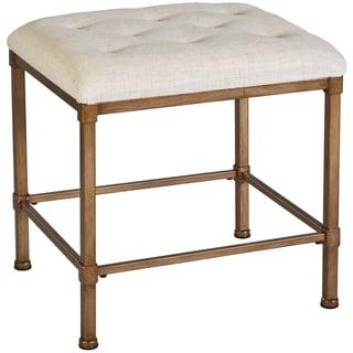 Hillsdale Furniture's Katherine Backless Vanity Stool
