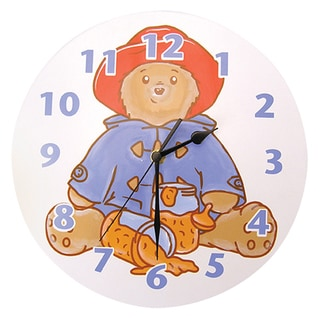 Trend Lab Paddington Bear Marmalade Wall Clock