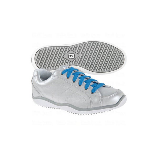 2013 FootJoy Ladies LoPro Casual Golf Shoes White/Pink Closeout New 97246