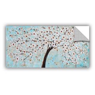 ArtWall Jolina Anthony 'Blossoms ' Art Appealz Removable Wall Art