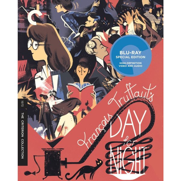 Day For Night (Blu-ray Disc) 15572460
