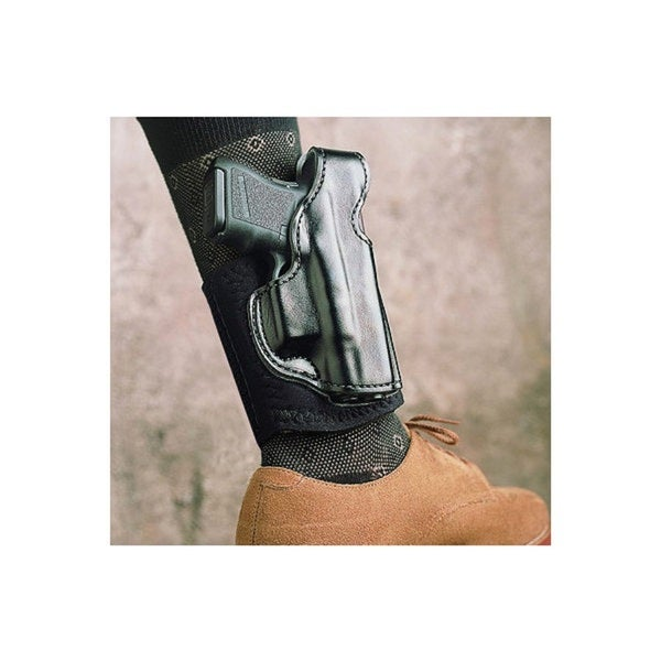 DeSantis Die Hard Ankle Rig for Glock 43 Black Right Hand