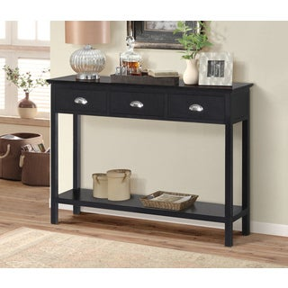 Gallerie Decor Newport Console Table