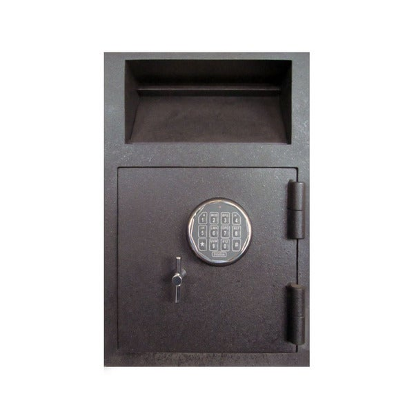 21-inch Steel Depository Safe with Digital Keypad