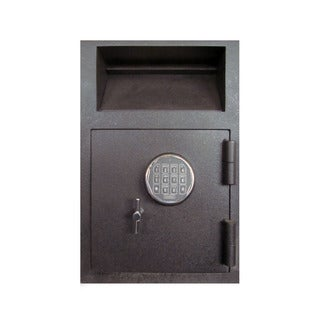 21-inch Steel Depository Safe with Digital Keypad