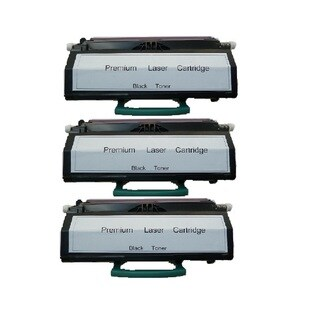 Replacing X340A11G Toner Cartridge (6000 Page Yield) for Lexmark X340 X340n X342 X342n Printers (Pack of 3)