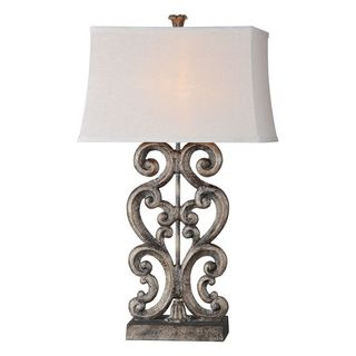 Forty West Amanda 2 Piece Table Lamp