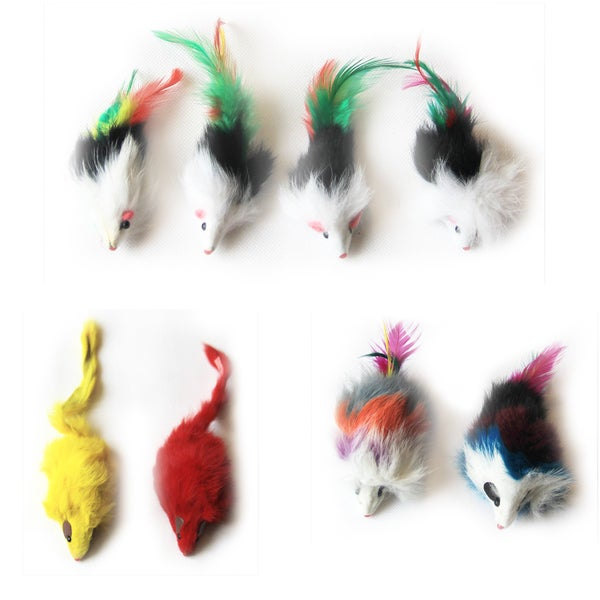Iconic Pet Long Hair Fur Mice