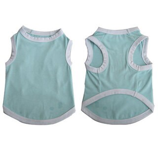 Iconic Pet Pretty Pet Blue Tank Top