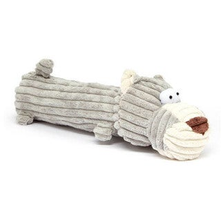 Iconic Pet Door Stop Squeaky Toy