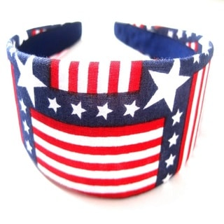 Crawford Corner Shop Patriot Flag Headband