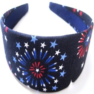 Crawford Corner Shop Patriot Fireworks Headband