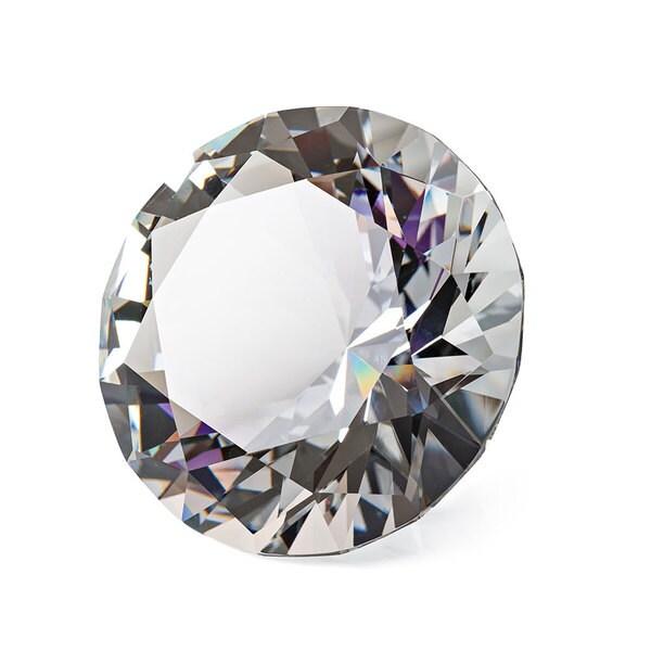 Crystal Diamonds (Pack of 5)