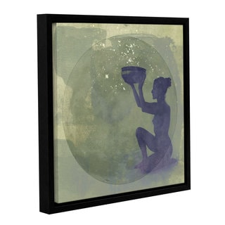 ArtWall Elena Ray ' Astral Goddess ' Gallery-Wrapped Floater-Framed Canvas