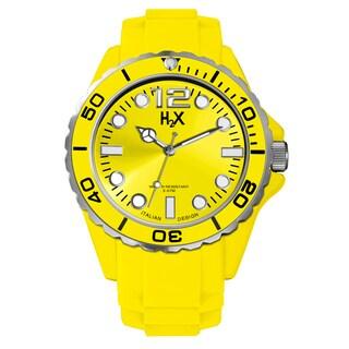 H2X Womens Reef Yellow Watch