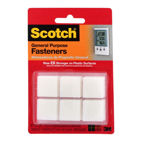 Scotch White General Purpose Fastener