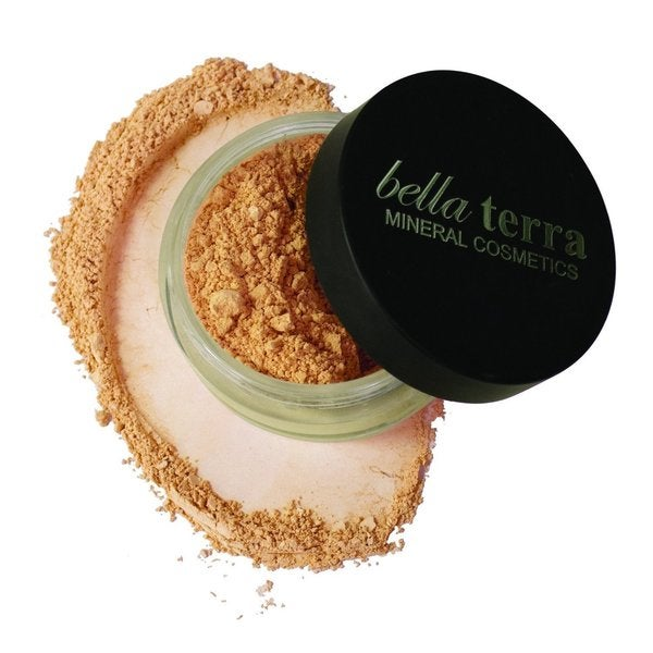 Bella Terra Latte Mineral Foundation